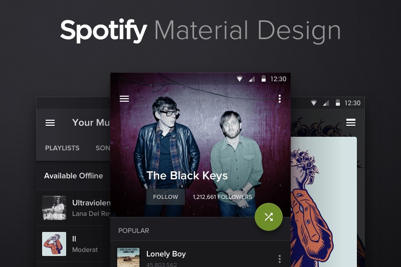 Latest Spotify, News, Appnations, Apps, Redesigned Spotify, On-demand playlists, Music streaming,Spotify,