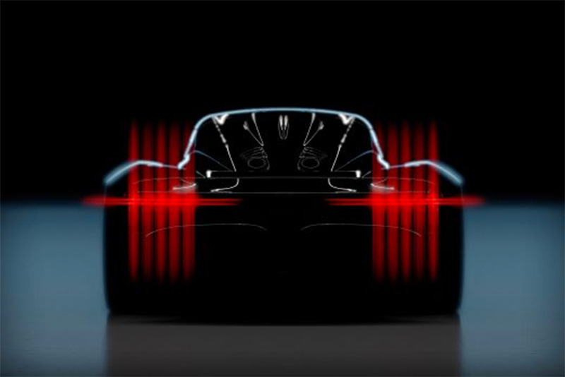 news,P1 successor,LaFerrari fighter,Aston Martin 003 Hypercar,Automotive,