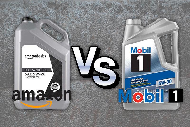 news,engine,Valvoline 10W-30 conventional motor oil,better,vs,versus,test,Mobil 1 Motor Oil,AmazonBasics Full Synthetic Motor Oil,Automotive,