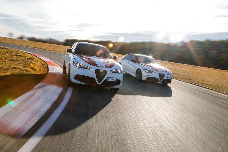 cars,limited,Formula 1,F1-inspired,Editions,Edition,Special,Alfa Romeo Racing,Quadrifoglio,Stelvio,Alfa Romeo Giulia,Automotive,