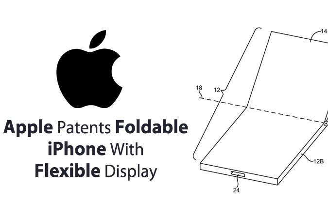 Gadgets,Computers/Technology,Apple, iPhone,foldable,foldable phone ,smartphone,patent,apple news,